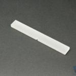 JIS K7111のシャルピー衝撃試験片をご支給PP原料から成形から作成
